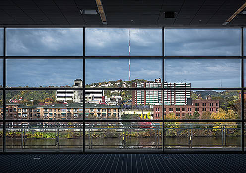 View from the the David L. Lawrence by Steve Konya II