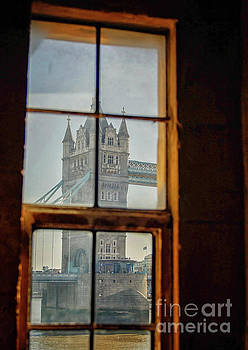 Patricia Hofmeester - View from the tower of London