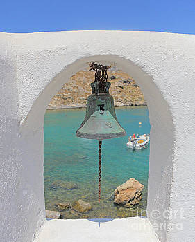 view of Greece by Susan Wall