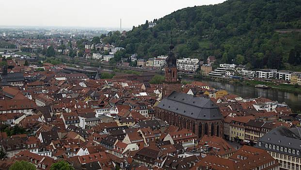 Teresa Mucha - View of Heiliggeistkirche