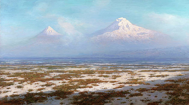 View Of Mount Ararat by MotionAge Designs