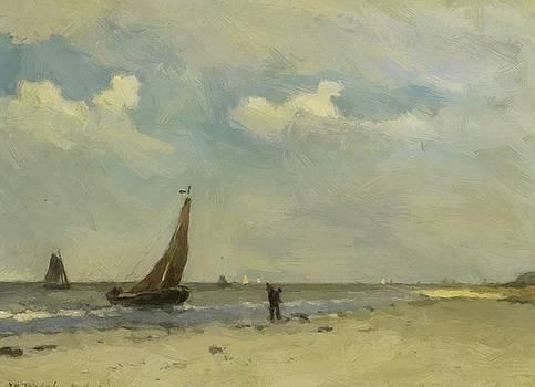 Weissenbruch Johan Hendrik - View Of Seaside