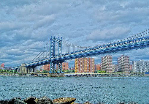Onedayoneimage Photography - View of the Manhattan Bridge