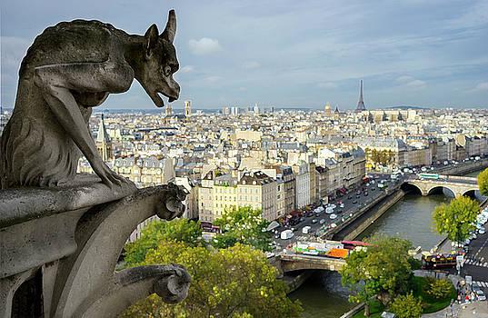 Vyacheslav Isaev - View on Paris City