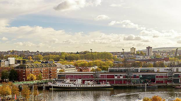 Jacek Wojnarowski - View Over Bristol A