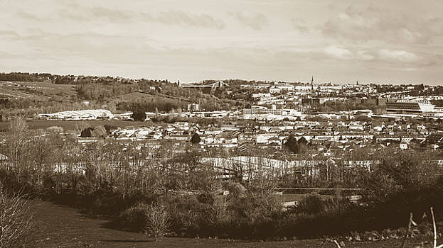 Jacek Wojnarowski - View over Bristol England