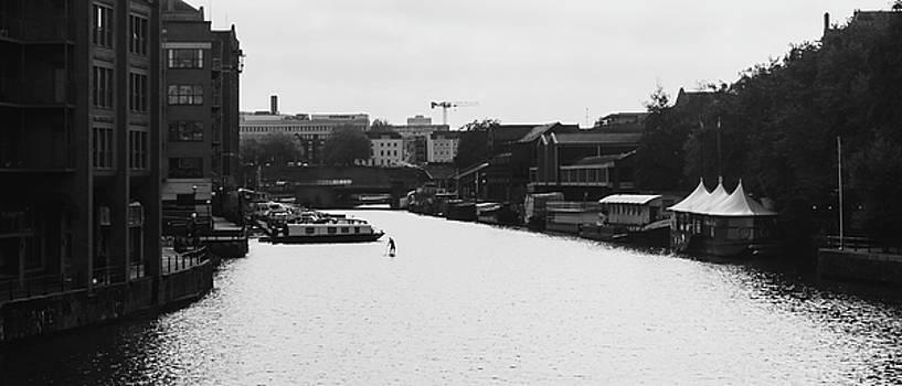 Jacek Wojnarowski - View over River Avon from Bristol Bridge
