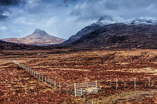 View to Stac Pollaidh by John Frid