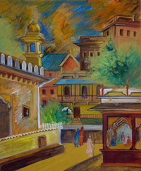 View Varanasi by Yogesh Agrawal