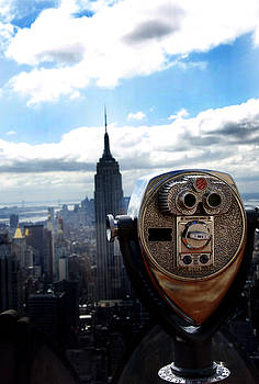 Viewing New York City by Kelsey Horne