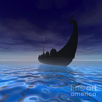 Corey Ford - Viking Ship