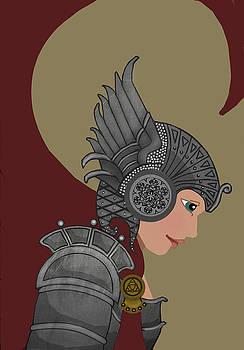 Viking Warrior Queen by Lee DePriest