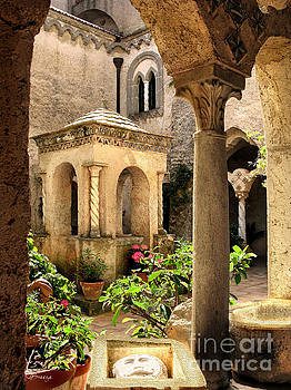 Villa Cimbrone. Ravello by Jennie Breeze