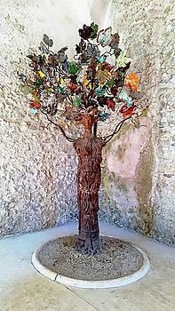 Villa Rufolo Art - Ravello, Italy by Joseph Hendrix