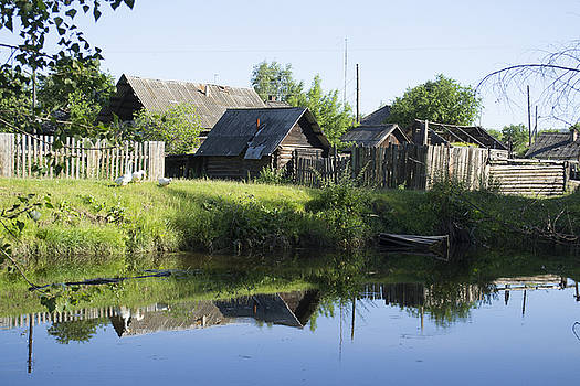 Village by Atul Daimari