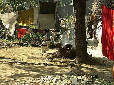 Village by Karuna Ahluwalia