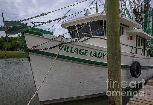 Dale Powell - Village Lady Shrimp Boat