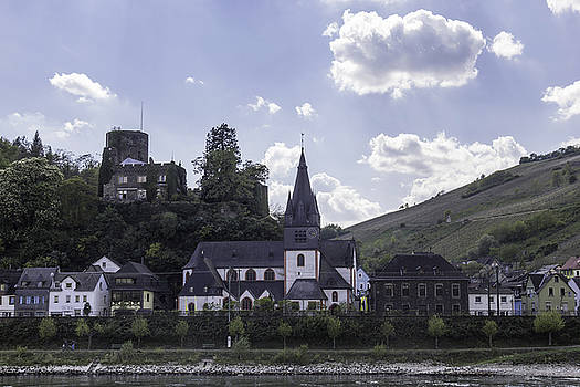 Teresa Mucha - Village of Niederheimbach Germany