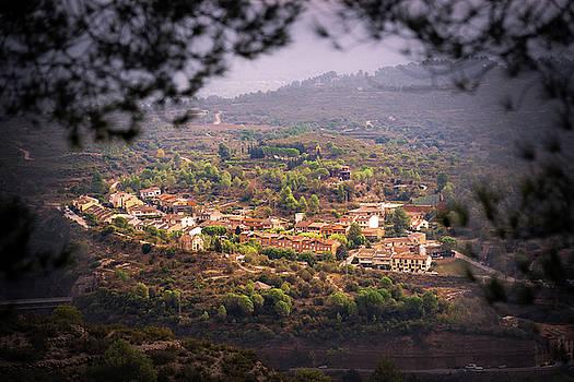 Svetlana Sewell - Village on a Hill