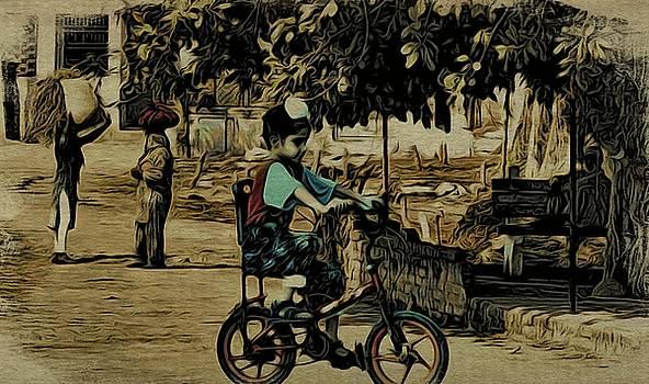 Bliss Of Art - Village rides