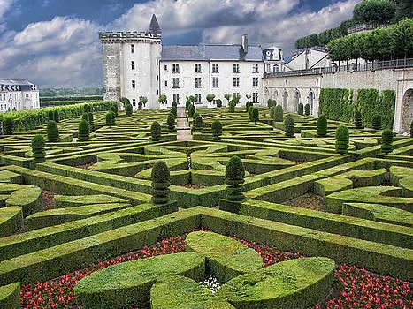 Nikolyn McDonald - Villandry - Gardens - Chateau