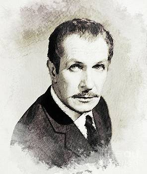 John Springfield - Vincent Price, Vintage Actor