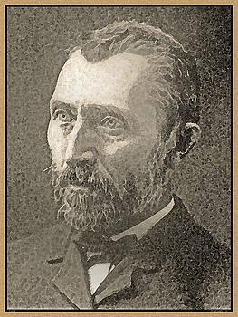 Vincent Van Gogh by Jorge Gaete