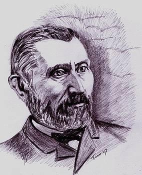 Toon De Zwart - Vincent van Gogh