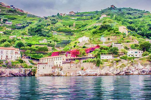 Lisa Lemmons-Powers - Vineyards in Amalfi