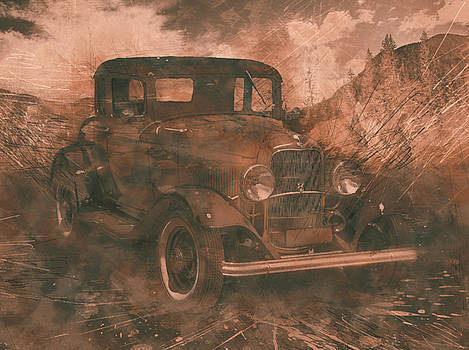 Ray Van Gundy - Vintage 1932 Ford