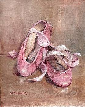 Vintage Ballet Shoes by Gail McCormack