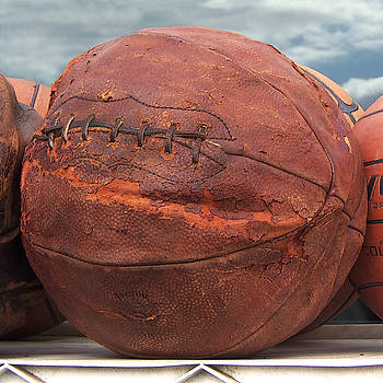 Art Block Collections - Vintage Basketball