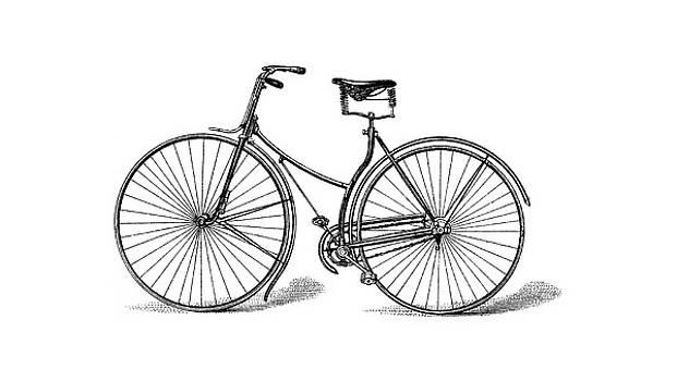 Vintage Bike by ReInVintaged