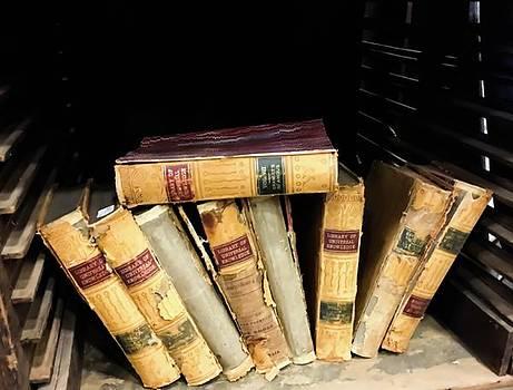 Vintage Books by Jen Lynn Arnold