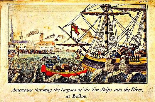 Vintage Boston Illustrations - Vintage Boston Illustration 1