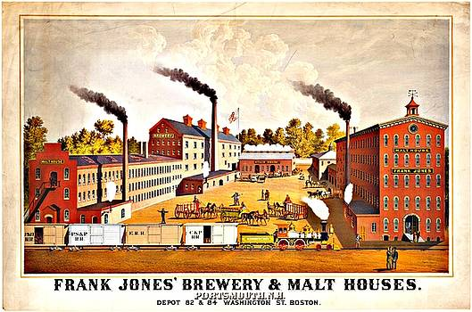 Vintage Boston Illustrations - Vintage Boston Illustration 13