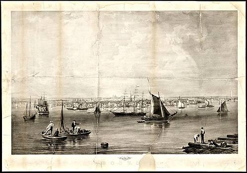 Vintage Boston Illustrations - Vintage Boston Illustration 3