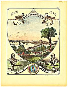 Vintage Boston Illustrations - Vintage Boston Illustration 9