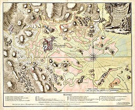Vintage Boston Maps - Vintage Boston Map 5
