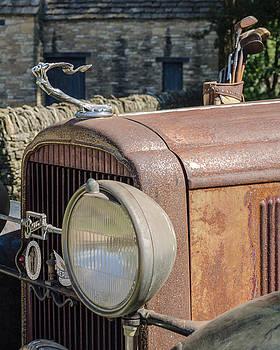 Vintage Buick by Stephanie Maatta Smith