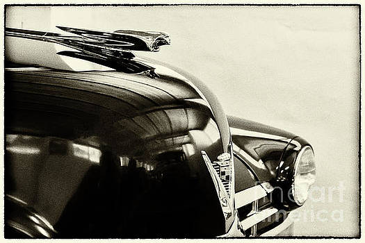 Vyacheslav Isaev - Vintage Cadillac 62, front framed