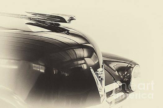 Vyacheslav Isaev - Vintage Cadillac 62, front