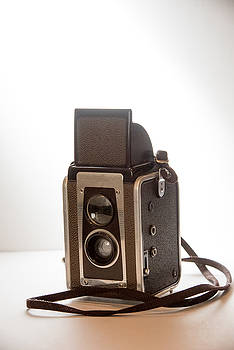 Vintage Camera by Clay Swatzell