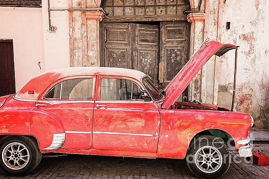 Delphimages Photo Creations - Vintage car