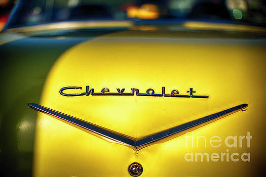 Vintage Car Nostalgia by George Oze
