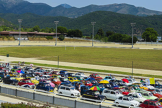 Enrico Pelos - VINTAGE CARS 500 GARLENDA VILLANOVA RALLY 1