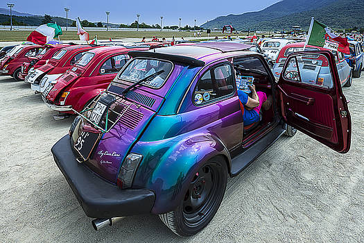 Enrico Pelos - VINTAGE CARS 500 GARLENDA VILLANOVA RALLY 2