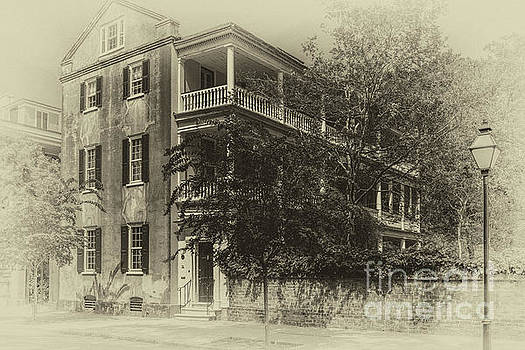 Vintage Charleston SC by Dale Powell