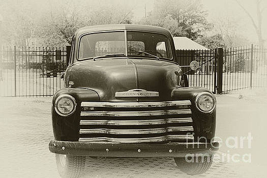 Dale Powell - Vintage Chevrolet Pickup Truck