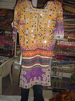 Vintage Costumes From Banjara by Santosh Rathi